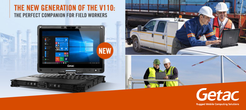 Get to know the latest gen. of the popular Getac V110