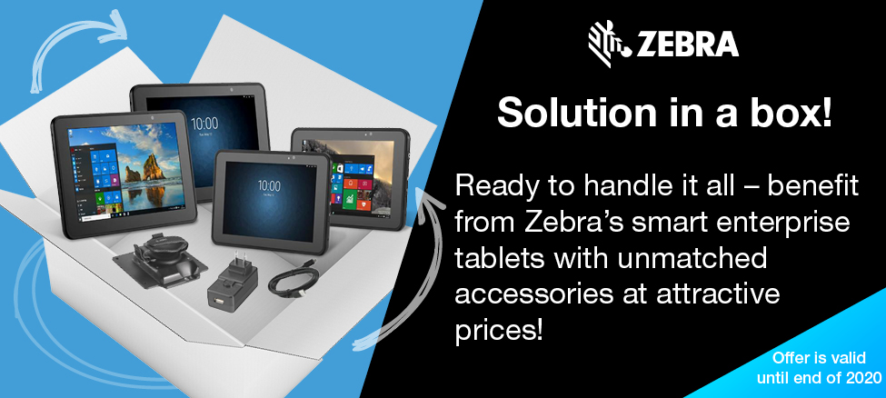 Zebra Rugged Tablets