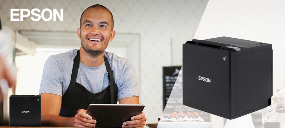 Epson TM-m30II Series - The Easy-To-Use Point-Of-Sale Solution