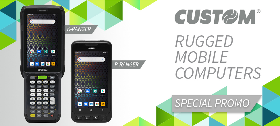 All the functionalities of mobile computers, all the convenience of rugged smartphones