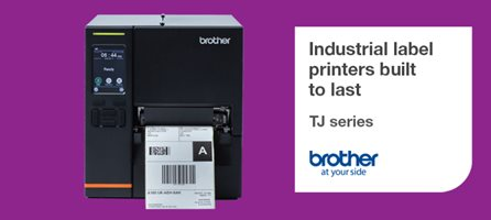 NEW: Industrial printers built to last